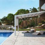 Falt-Sonnenschutz Terrasse